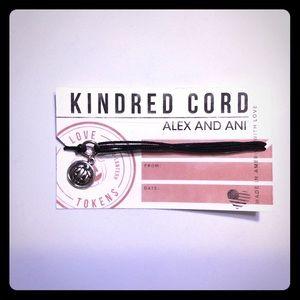 NWT Alex and Ani kindred cord pumpkin bracelet